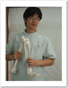 O脚矯正術者